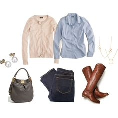 OOTD - 1/4/13 by lizzi43 on Polyvore