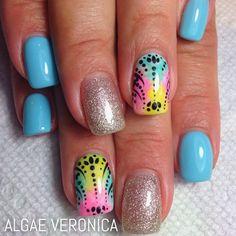 Instagram media by algaeveronica #nail #nails #nailart
