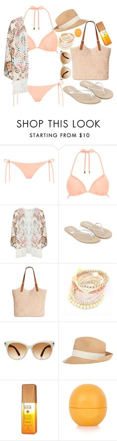 """Untitled #3029"" by natalyasidunova ❤ liked on Polyvore featuring Dorothy Perkins, Mat, Monsoon, Straw Studios, Ruby Rocks, Tom Ford, Hat Attack, Alterna and Topshop"