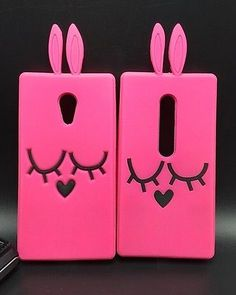 Rabbit Case Soft Silicone Back Cover For Motorola Moto moto Leather Cell Phone Cases, Cell Phone Pouch, Cute Phone Cases, Cell Phone Deals, Phone Plans, Cell Phone Accessories, Rabbit, Smartphone, Cover