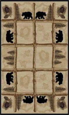 Bear Area Rugs