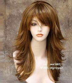 Lange Abschläge für das Jahr 2016 - Frisuren Stil Haar