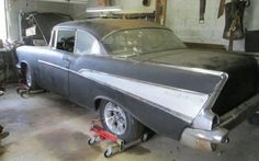 1957 Chevy Bel Air for sale (TN) - $17,000 Call Carl @ 931-397-3085 Please only call before 10PM, Thank you.