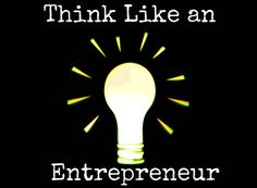 Think Like an Entrepreneur - Entrepreneurship Life Characteristics Of An Entrepreneur, How To Start A Blog Wordpress, Way To Make Money, How To Make, Blog Writing, Business Entrepreneur, Entrepreneur Ideas, Ms Gs, Business Opportunities