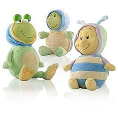 Nuby™ Bedtime Buddies- Luv N Care... These are so cute I want one! #Nuby