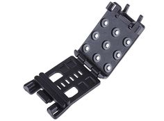 Tool Multifunctional Waist Clip Back Buckle K Sheath Scabbard Tools Back Clip Dual Screw Gasket Black ** Find out more details by clicking the image : Camping gadgets