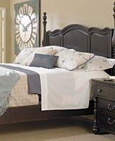 Paula Deen Bedroom Furniture Collection, Savannah