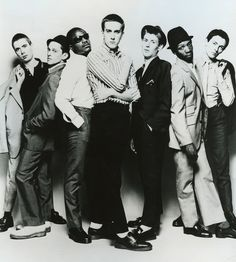 """I think we were beautifully naive. It sounds a bit wank, but the people who bought our records knew where we were coming from."" - Terry Hall, The Specials"