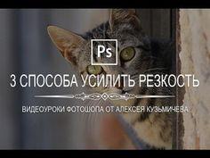 Три простых способа усилить резкость на фото.<br><br>#photoshop #фотошоп #фш #ps #видеоурок #урок #psclub