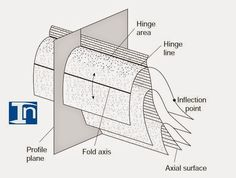 The Terminology of a Fold | Geology IN