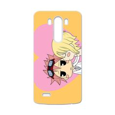 Fairy Tail Natsu Love  Lucy Case for LG G3