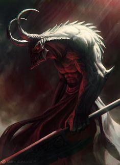 Demon: Naberius by David Villegas btip