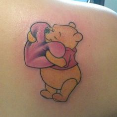 Image result for winnie the pooh tattoos pictures