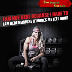 Put your heart in it and get going! #Fitness #Motivation #StayFocused >>> http://www.ourhealthourlife.com/