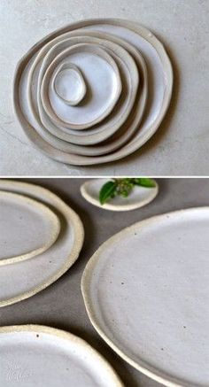 Australian ceramic artists - Kim Wallace Australia has so much creative talent. We are kicking off Australia Week on We Are Scout with our top 20 Australian Ceramic artists. Slab Pottery, Pottery Plates, Ceramic Pottery, Pottery Art, Pottery Studio, Ceramic Tableware, Ceramic Bowls, Stoneware Clay, Ceramic Mugs
