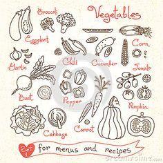 Resultado de imagen para recetas de cocina dibujadas pan de nuez