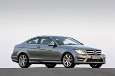 The Mercedes-Benz C-Class Coupe.    European Model Shown.  For more information, visit: http://mbenz.us/HW9g1K