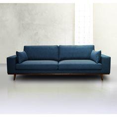 Canapé en tissu Fixe TORINO