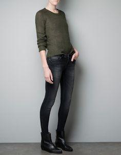 MOHAIR SWEATER - Knitwear - Woman - ZARA United States