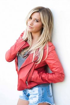 The Coverteur Gives Us An Inside Look On Ashley Tisdale's Wardrobe!
