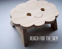 HAPPY CLOUD STEP STOOL Studio Zoethout $130.00 SGD share this: - Read more at: undefined