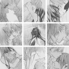 The 366 Best Vampire Knight Guilty Images On Pinterest In 2018