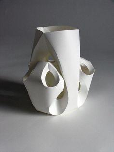 Formas en Papel   diseño papel  arte