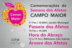 """Campomaiornews: """"Semana dos Afectos"""" assinalada em Campo Maior com..."""