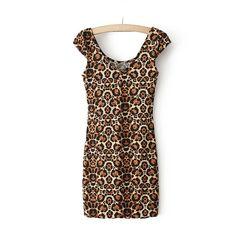 Leopard Print Stretch Skirt Bamboo Curtains, Fair Lady, Aliexpress, Sexy, Casual, Ideias Fashion, T Shirts For Women, Female, Skirts