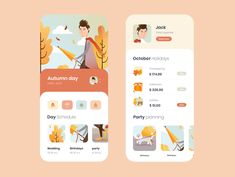 mobile app designed by tamo. Connect with them on Dribbble; the global community for designers and creative professionals. Ui Design Mobile, App Ui Design, Interface Design, User Interface, Design Design, Mobile App, Ui Design Inspiration, Design Trends, Apps