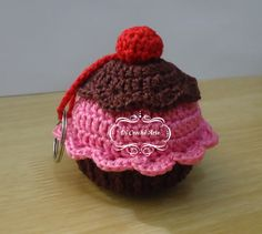 Chaveiro Cupcake 2