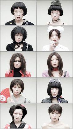 音楽家 : 椎名林檎 / Musician : SHEENA RINGO Gothic Corset, Gothic Steampunk, Steampunk Clothing, Victorian Gothic, Steampunk Fashion, Gothic Lolita, Shiina Ringo, Kei Visual, Art Model
