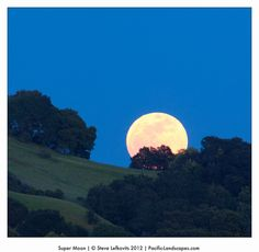 Super Moon - 8520 by Pacific Landscapes, via Flickr