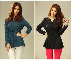2012 Autumn Fashion Collection Top 1569 - Shirts, tops - korean japan fashion clothes dresses wholesale women