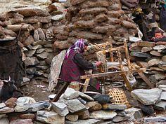 Karo La, Tibet