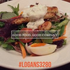 At Logan's cafe you do make friends with salad #eat3280 #destinationwarrnambool #logans3280 #warrnamboolcafe #warrnamboolrestaurant #warrnambool by destinationwarrnambool