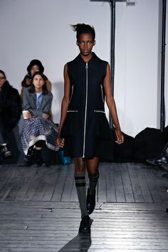 Hache Ready To Wear Fall Winter 2014 New York - NOWFASHION