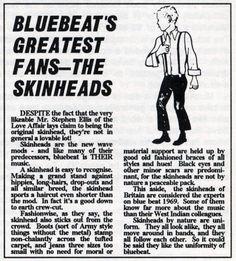 Image result for skinhead ads