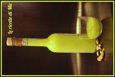 Liquore di crema al pistacchio