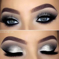 Eye Makeup Ideas About How To Wear Eyeliner You Need To Know ★ See more: https://makeupjournal.com/eyeliner-makeup-ideas/