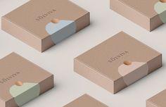 Bakery Packaging, Food Packaging Design, Packaging Design Inspiration, Box Packaging, Branding Design, Clever Packaging, Jewelry Packaging, Tag Design, Graphic Design