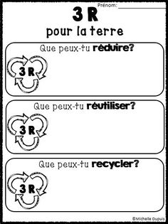 Browse over 330 educational resources created by Michelle Dupuis Education French Francais in the official Teachers Pay Teachers store. Science Lessons, Teaching Science, Teaching Resources, Kindergarten Classroom, Social Science, Teaching Ideas, Classroom Ideas, Earth Day Activities, Science Activities