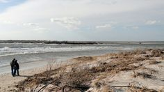 A Look at Fire Island's Breach at Old Inlet - West Islip, NY Patch 1/21/13