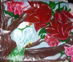 Found  Oil on Canvas  by Amber Jahn