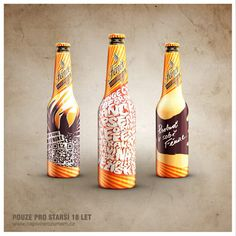 - Beer Packaging, Packaging Design, Design Thinking Process, Alcohol Recipes, Bottle Design, Food Design, Typography Design, Drink Bottles, Beer Bottle