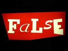 false lightbox