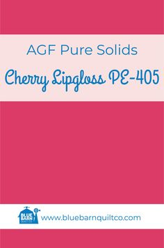 Cherry Lipgloss Take a sweet taste of pink with this lush blender! Met Art Galleries, Art Gallery Fabrics, Longarm Quilting, Fabric Shop, Superior Quality, Fat Quarters, Lip Gloss, Lush, Quilt Patterns