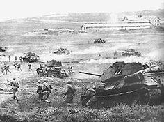 battle of Kursk Tiger 1 tanks 1943