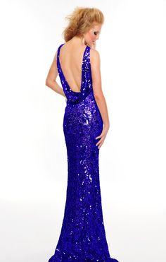 d4990f701f4 L8916 in Royal  prom2013  preciousformals  promdresses Prom Dress 2013