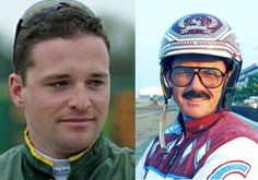 Yannick Gingras, John Campbell, harness racing